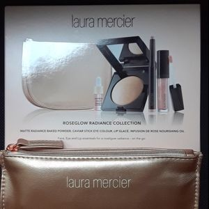 New Laura Mercier Roseglow Radiance Collection